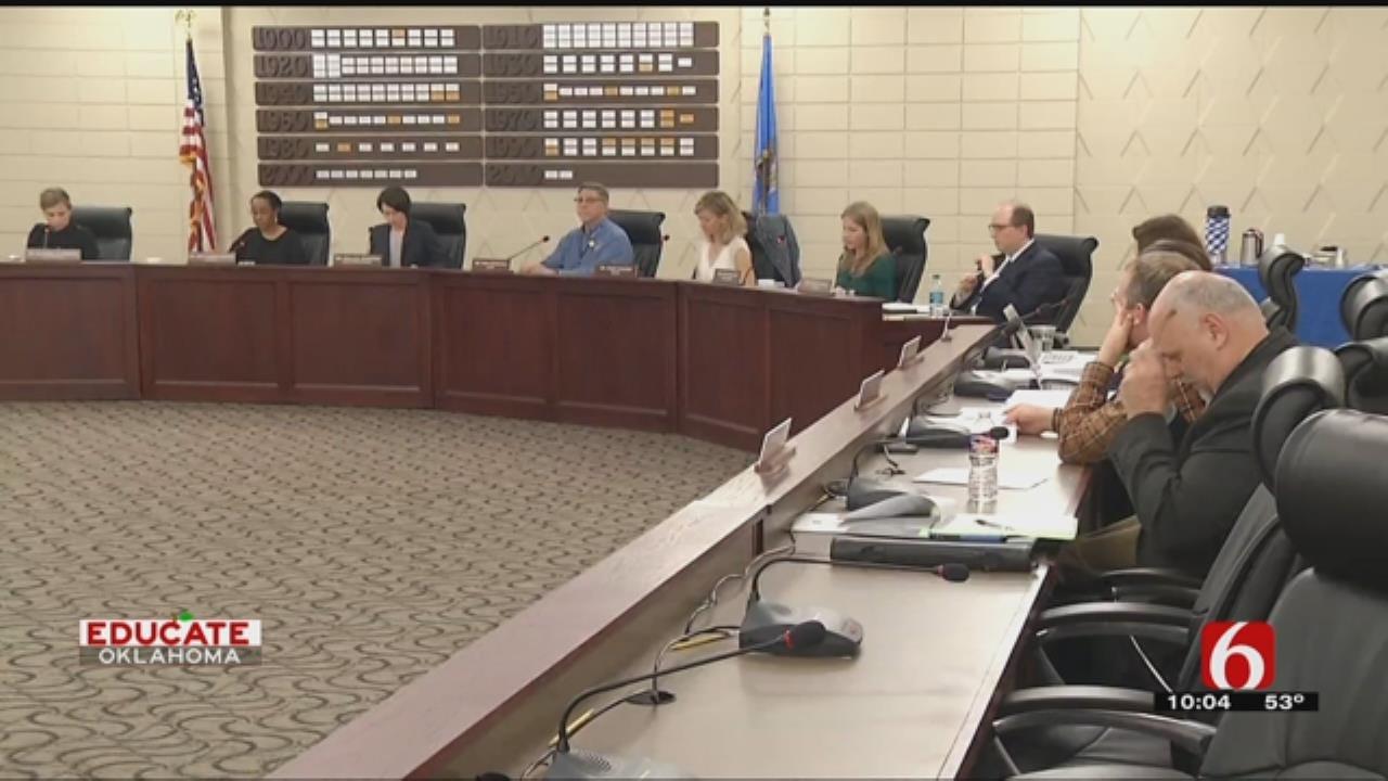 Tulsa School Board Approves New Teacher Contracts