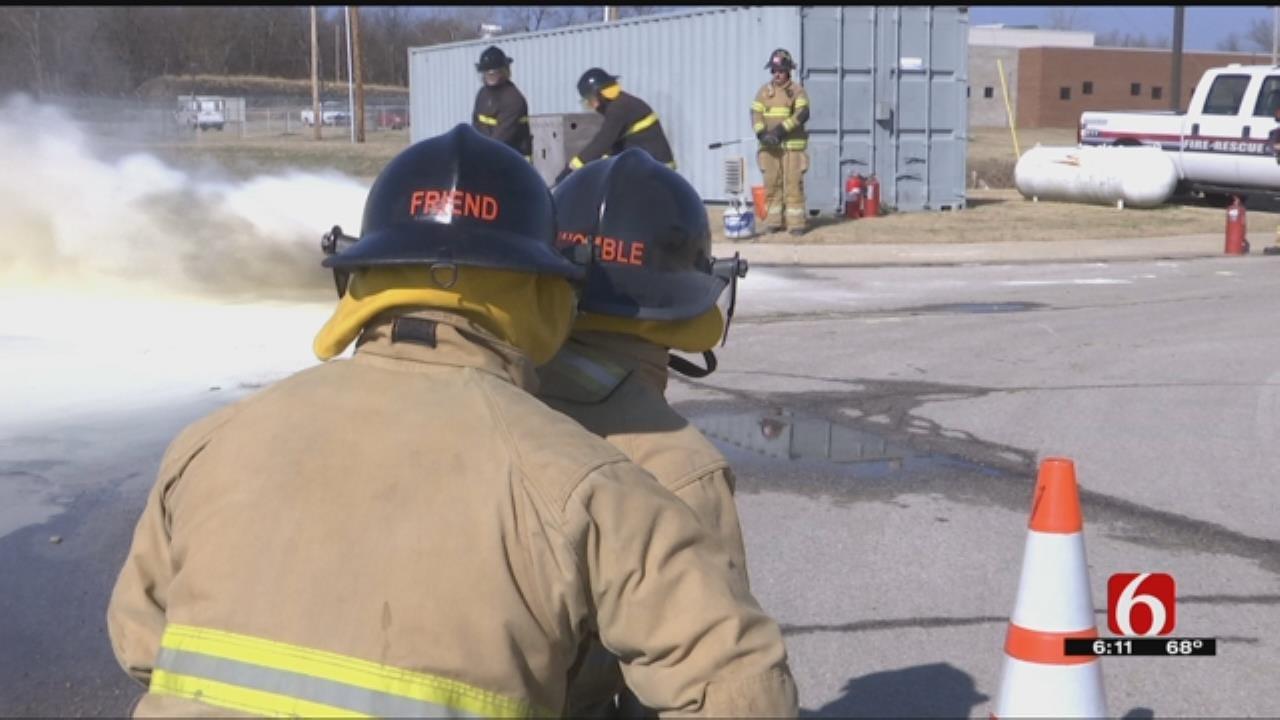TCC, BAFD Create Internship Program For Aspiring Firefighters