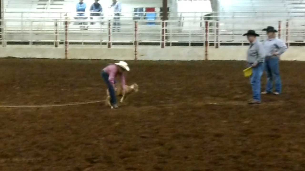 Tess Maune: Little Britches Rodeo Brings Crowds To Osage County