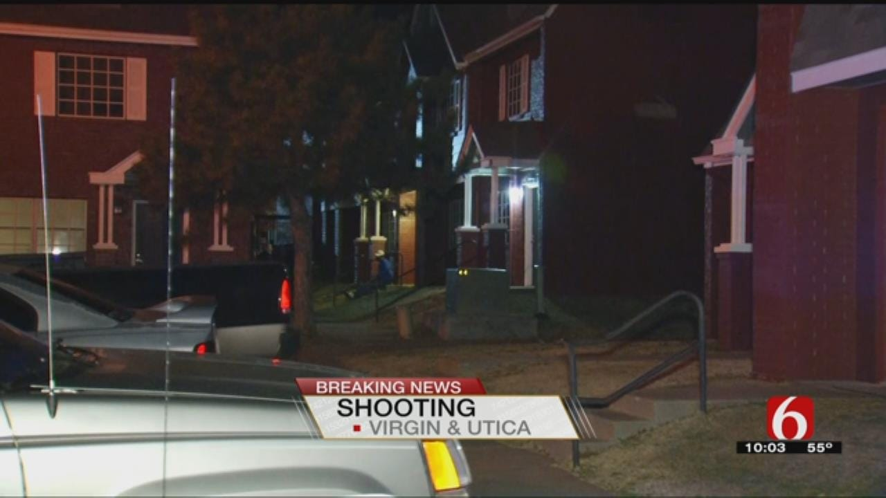Man Tells Police He Accidentally Shot His Girlfriend At Tulsa Apartment Complex