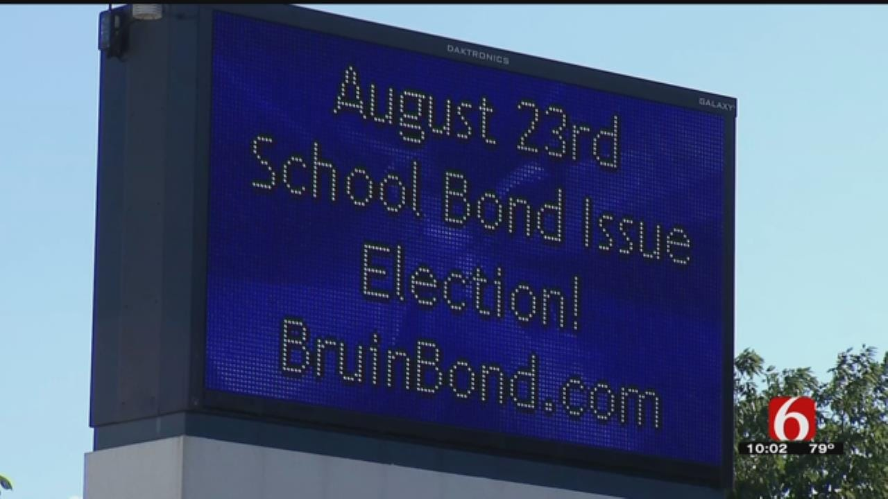 Bartlesville Voters To Decide On $19M School Bond
