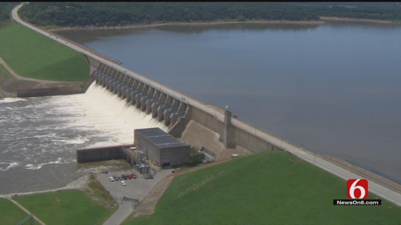 Keystone Dam Closing For 50-Year Checkup