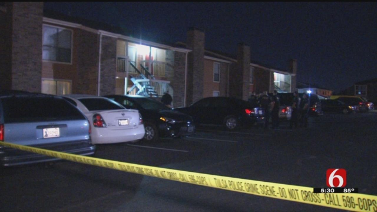 Man Killed Answering Door; Tulsa Police Seek Shooter