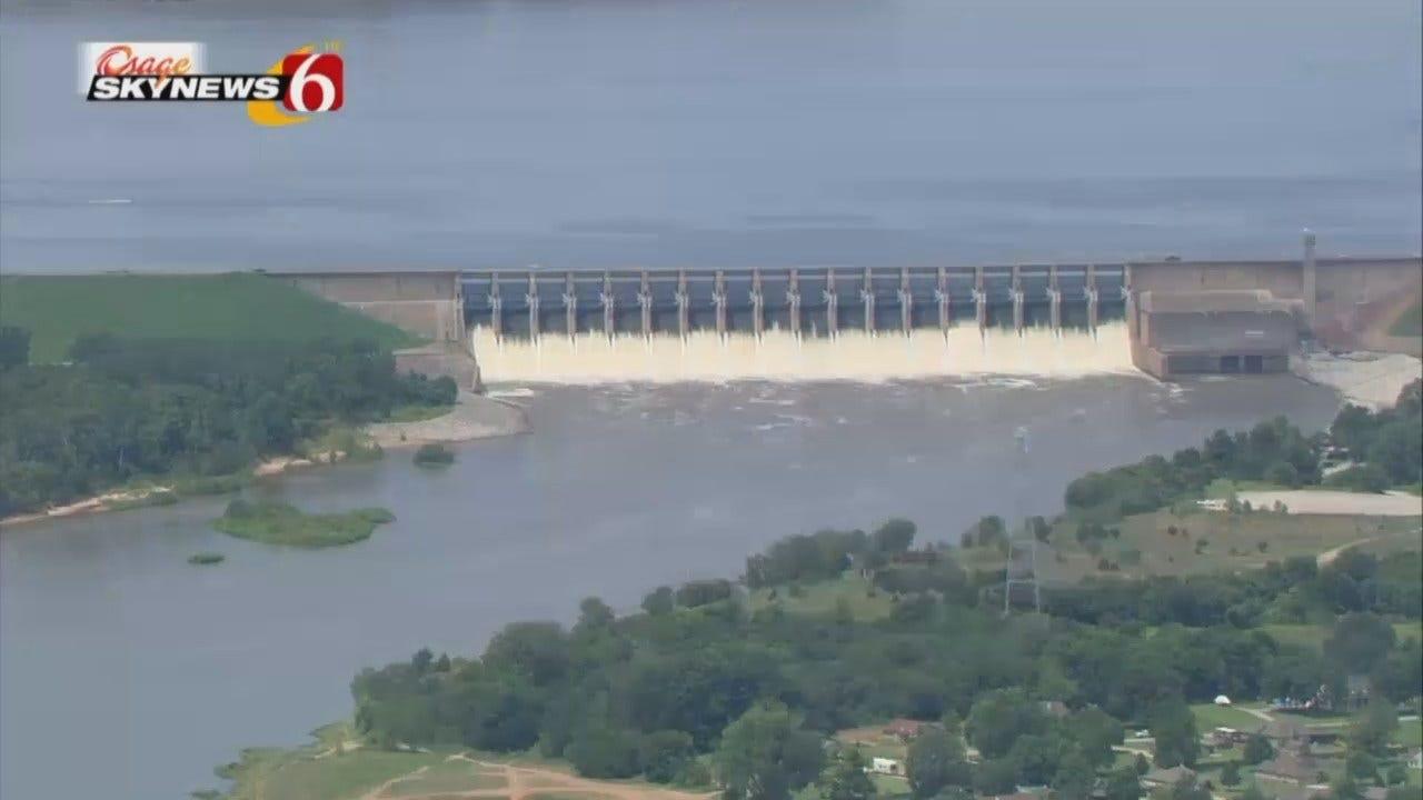 Osage SkyNews 6 HD: Keystone Dam