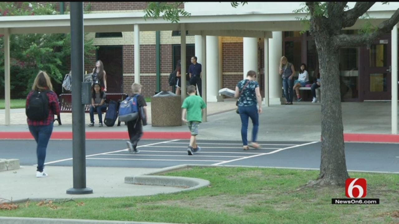 Generous Donations Making Difference For OK Students