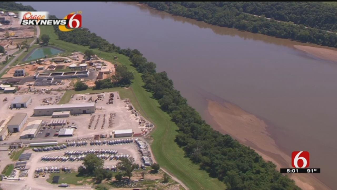 Tulsa's 'Disaster Experts' Taking Steps To Prevent Potential Flooding