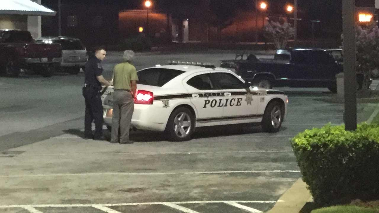 Dave Davis: Tulsa Armed Robber Preys On Elderly Men