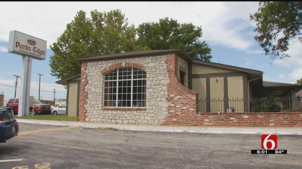 Tulsa Nursing Home Where Man Burned Previously Cited For Inadequate Supervision