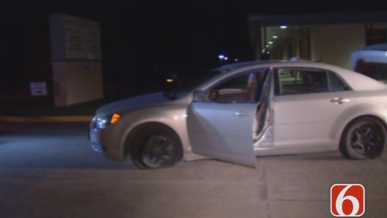 Dave Davis: Suspects Bail Out Of Stolen Car In Tulsa Chase