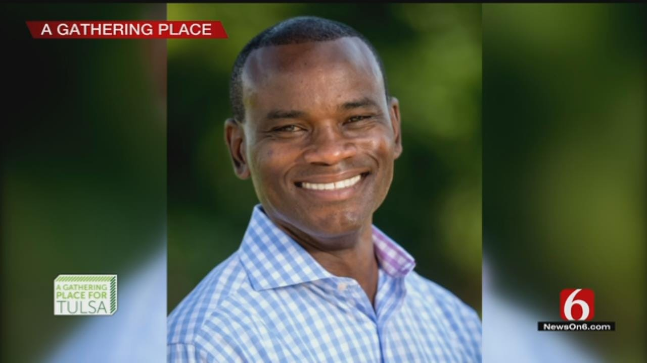 Tulsa Gathering Place Park Director Named