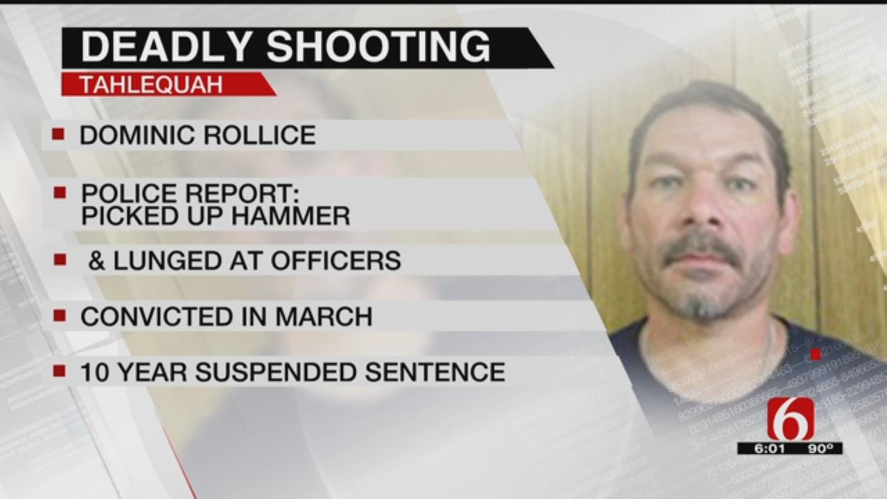 Man Armed With Hammer Who Lunged At Tahlequah Police Shot, Killed