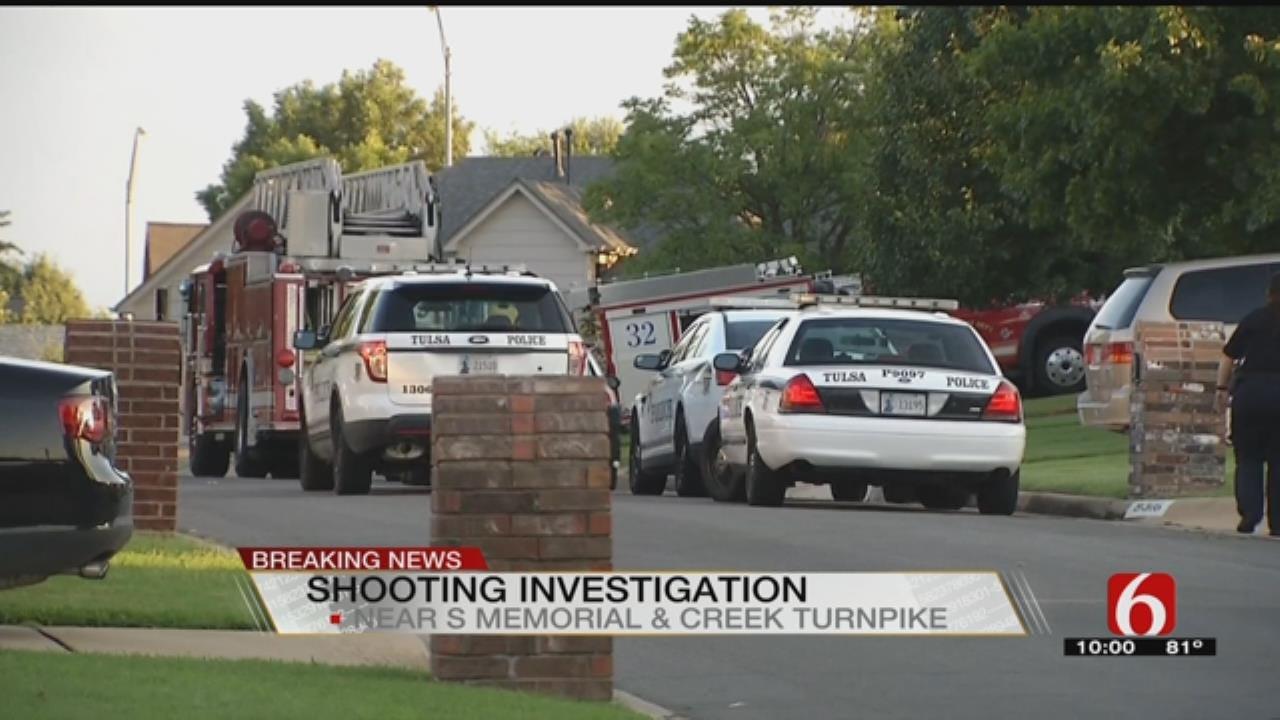 Police: Tulsa Man Shoots, Kills Neighbor