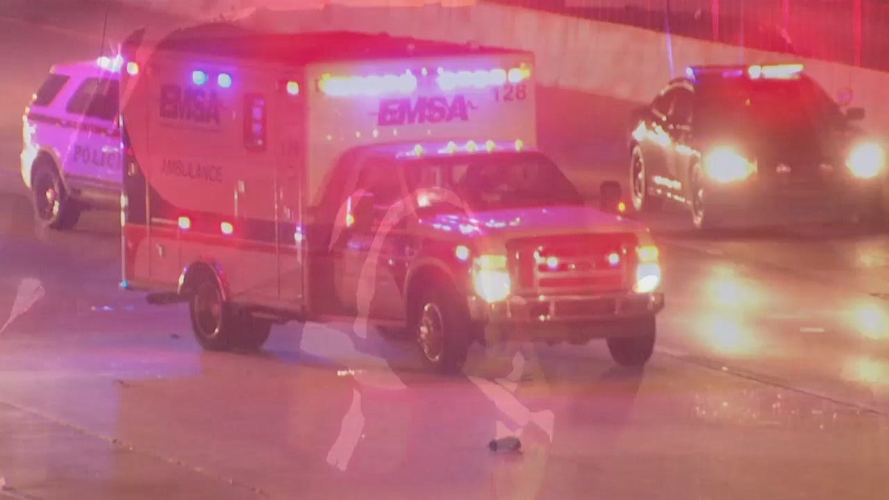 WEB EXTRA: Video From Scene Of I-44 Fatal Accident
