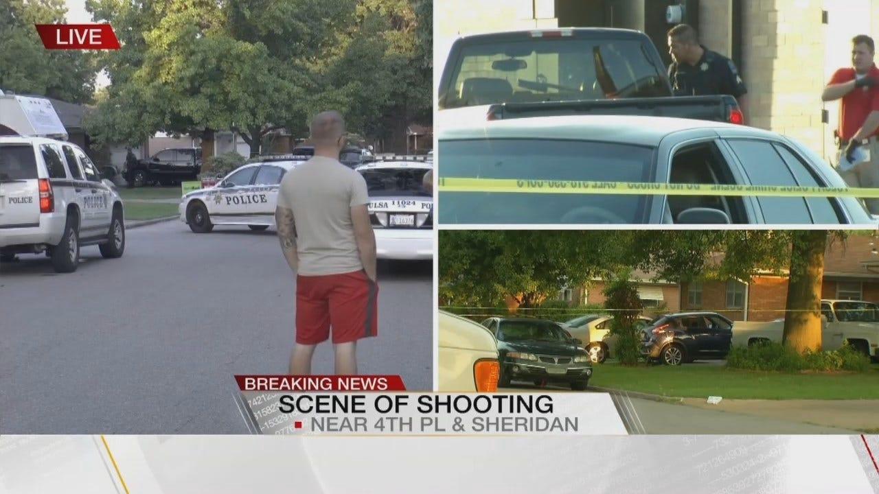 Shooting Victim Dies Outside Tulsa QuikTrip