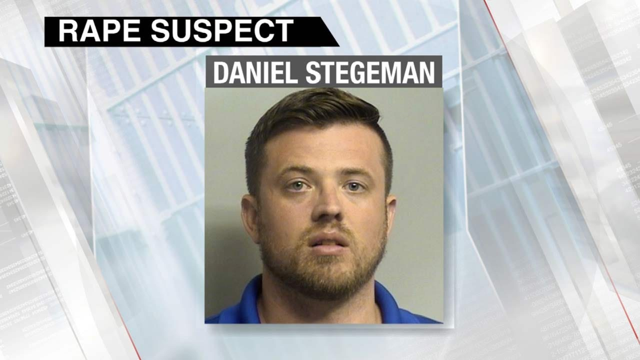 Tulsa Police Arrest Man Accused Of Kidnapping, Rape