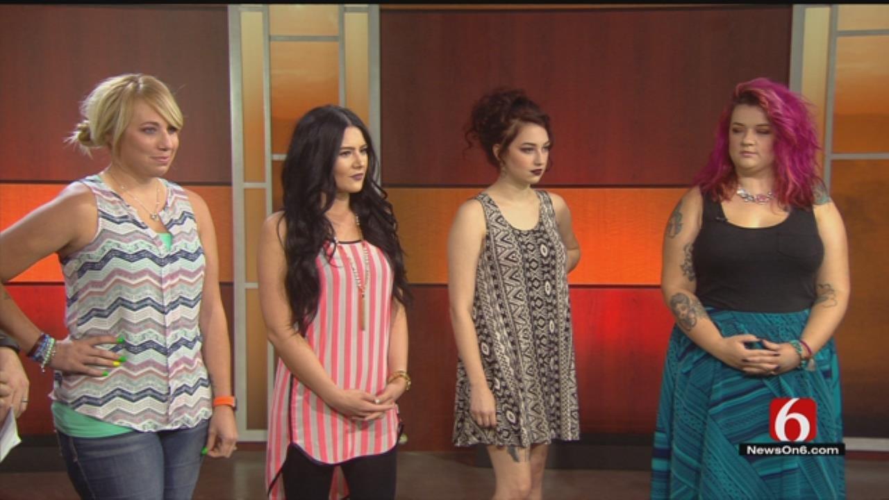 Tulsa Salon Shows Off Falls Hottest Styles