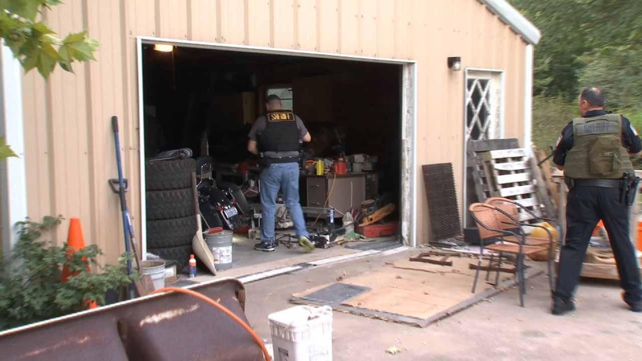 Lori Fullbright: Rogers County Drug Raid Nets 15 Arrests