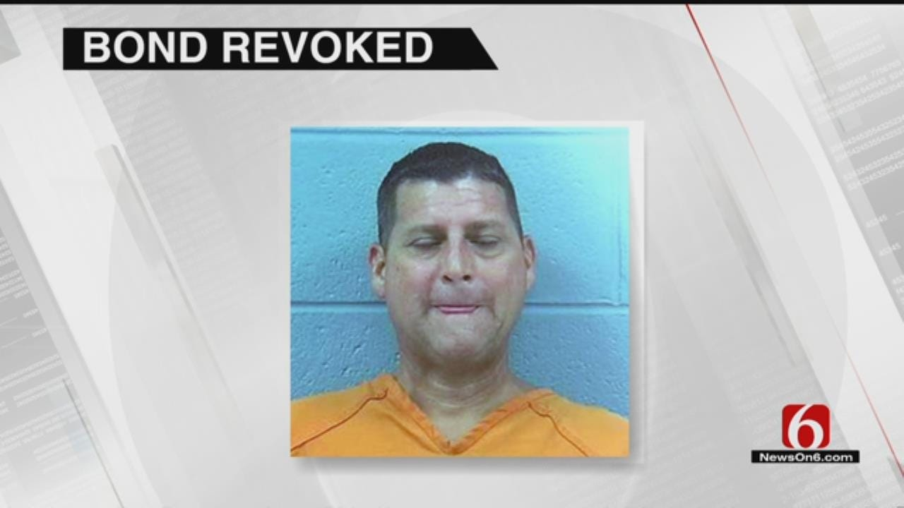 Former Union Teacher Accused Of Lewd Proposal To Child Returns To Jail