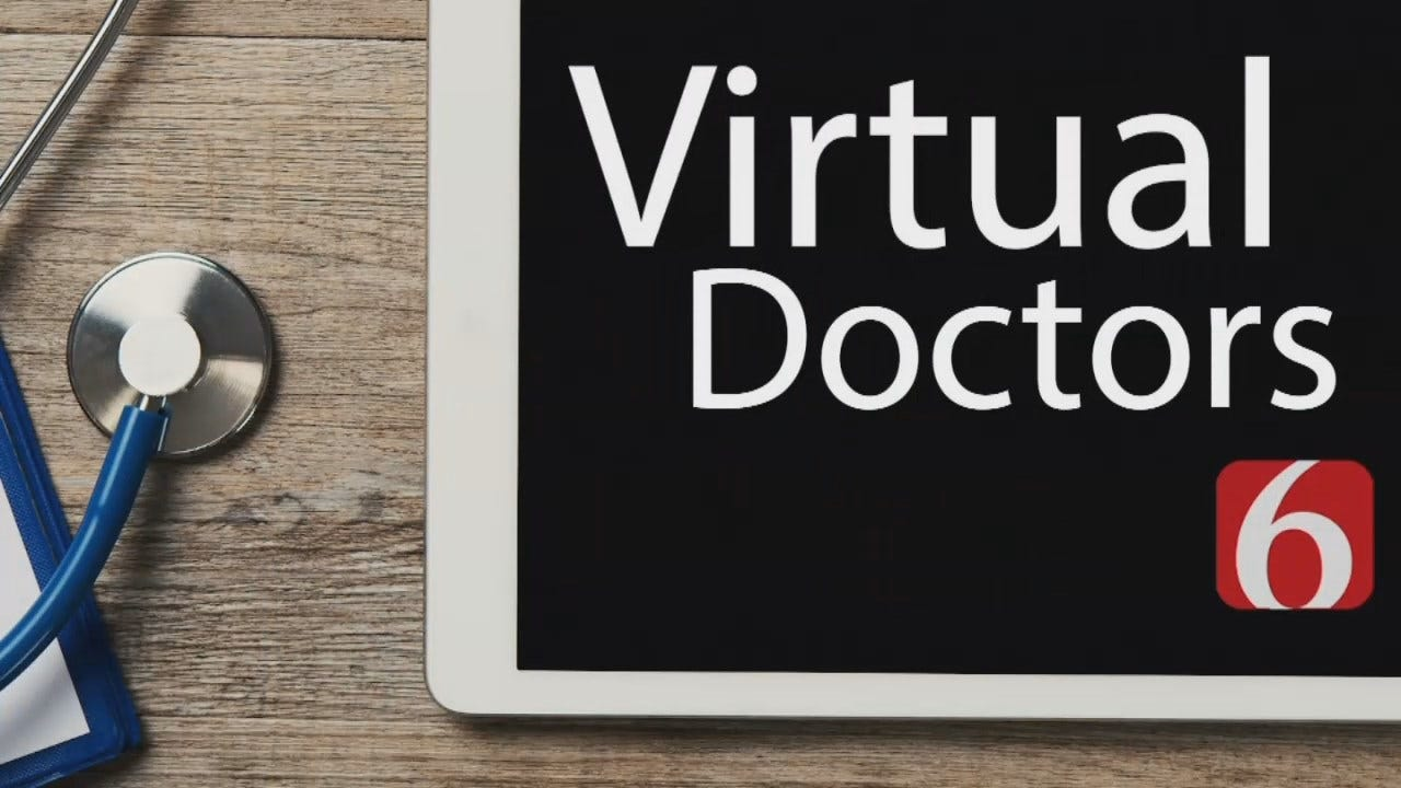 Tonight At 10: 'Virtual' Doctor Visits