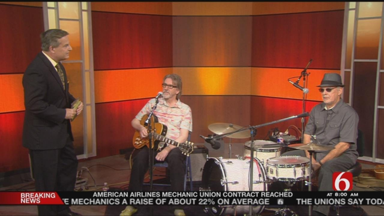 Scott Musick Performs On 6 In The Morning