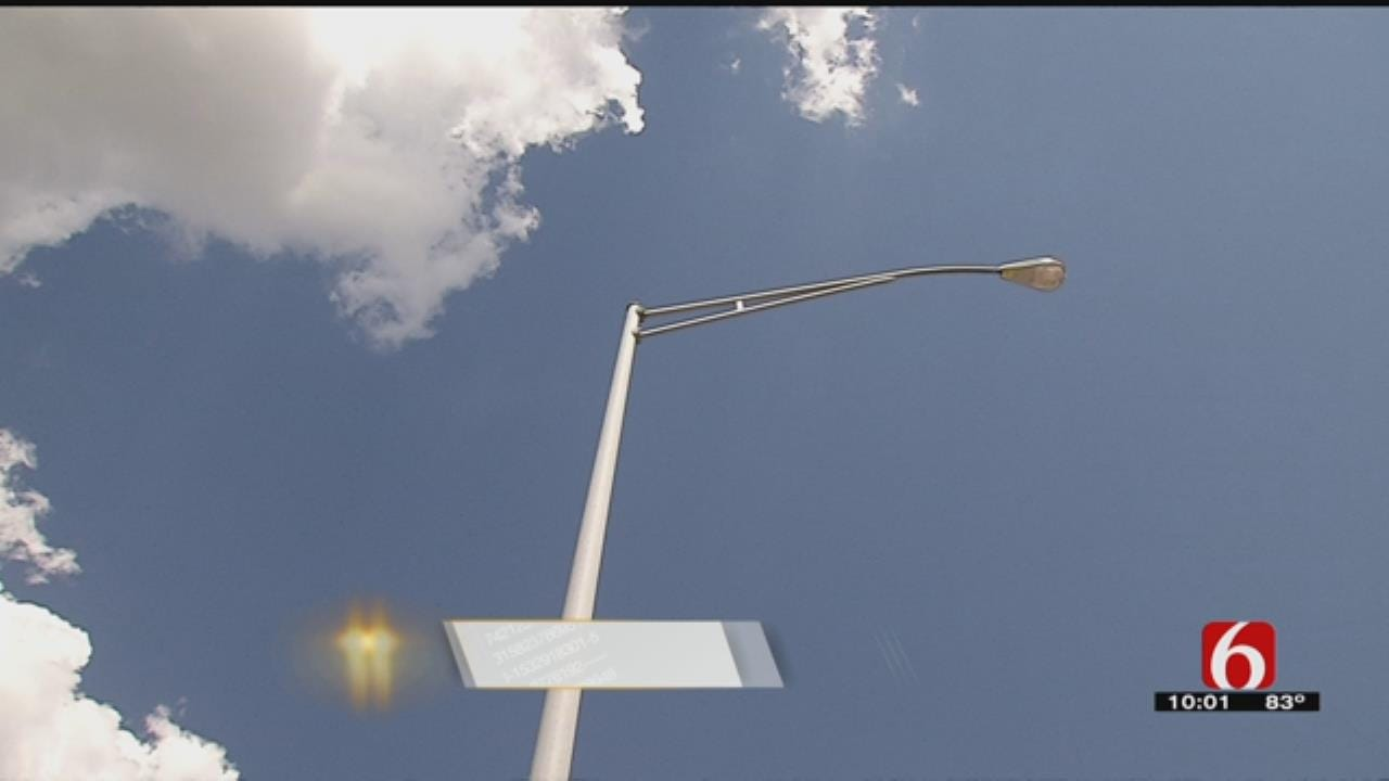 City Estimates Close 2 Years To Replace Damaged Street Lights