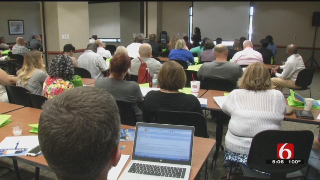 Tulsa Teachers, Chambers, Work To 'Strengthen Workforce Pipeline'