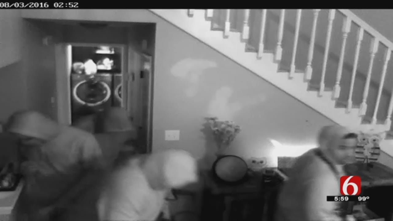 Glenpool Police Looking For Four Men Connected To Home Invasion