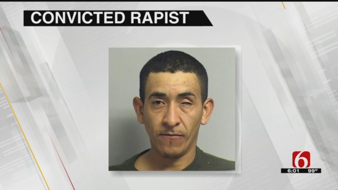 Man Sentenced To Life In Videotaped Tulsa Rape Case