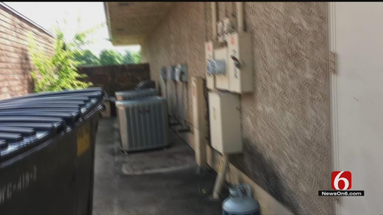 Tulsa Business Trying To Prevent Repeat AC Thefts