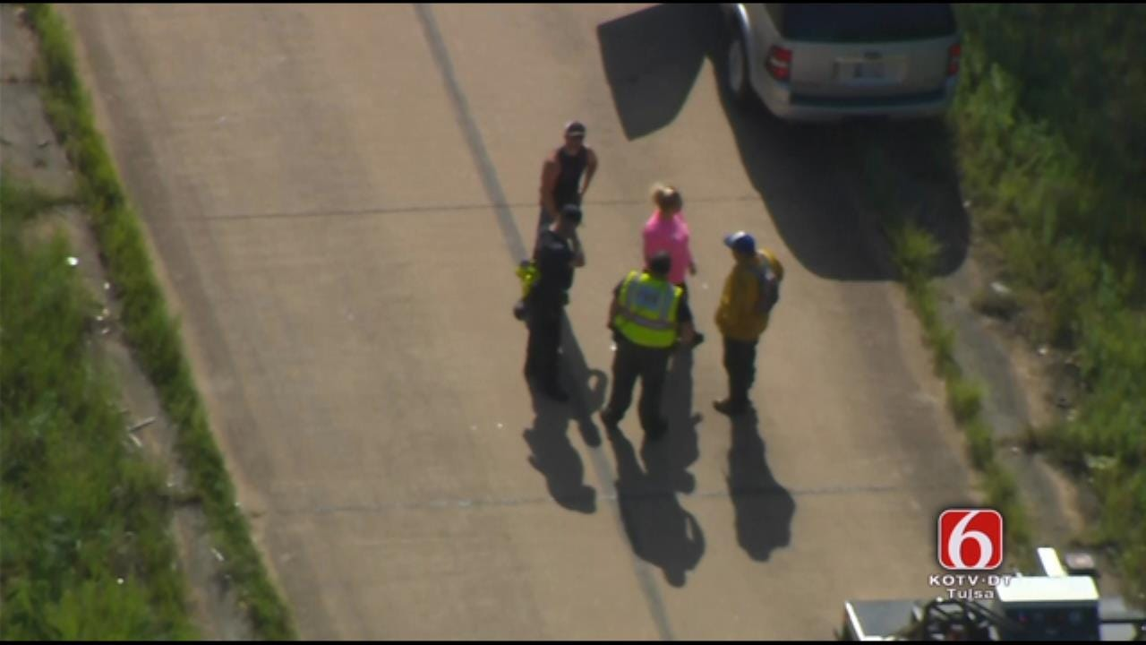 Osage SkyNews 6 Flies Over Search For Missing Man In Creek County