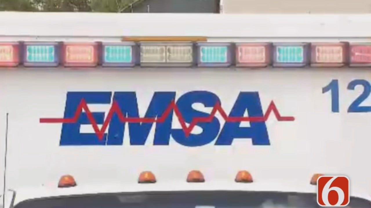 Dave Davis Reports On EMSAcare Coverage
