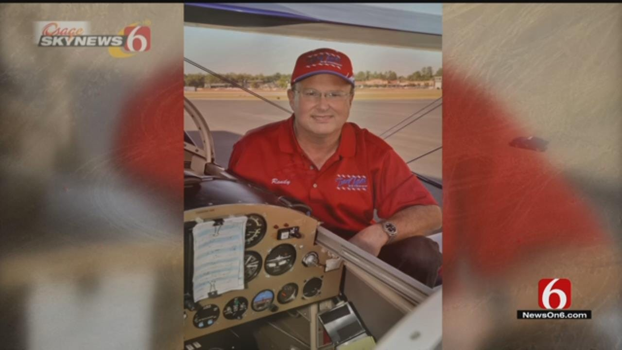 Friends, Family Mourn Aviator Who Died In Enid Crash