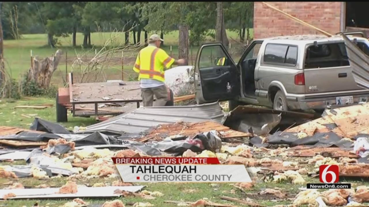 Victim Identified In Deadly Tahlequah House Explosion