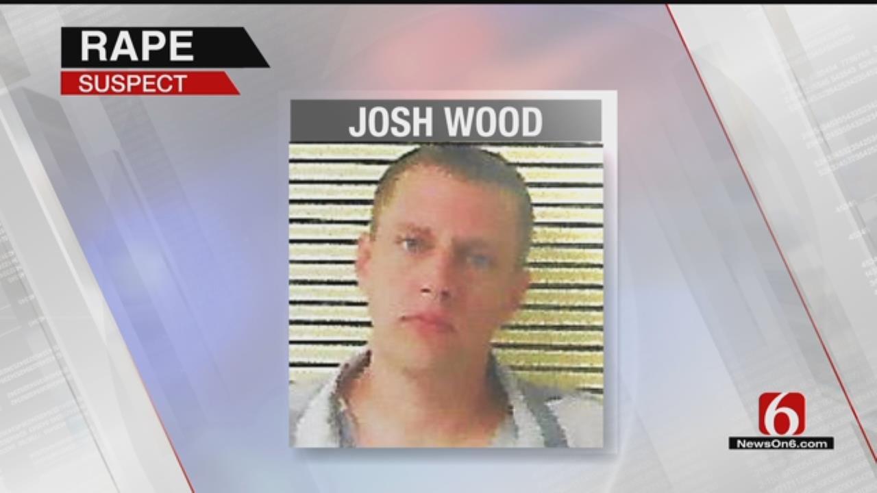 Former Tulsa County Deputy Arrested On Rape Complaint