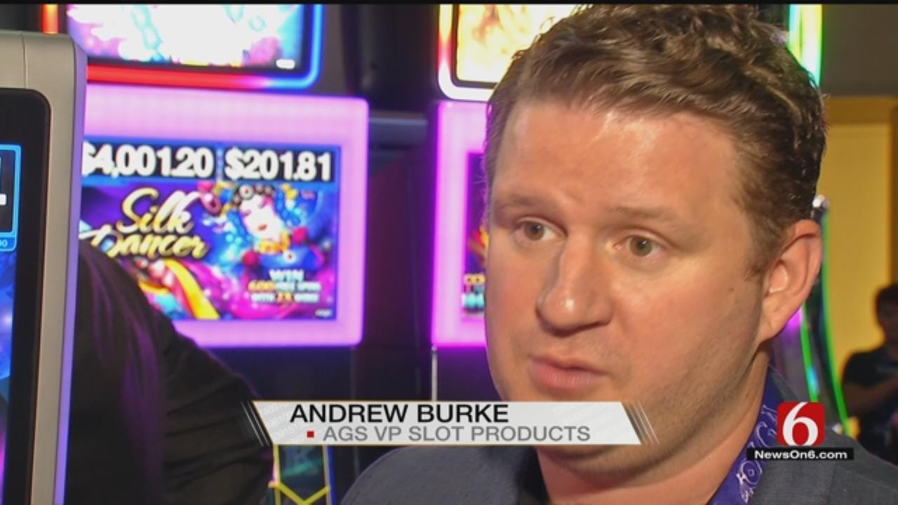 Gaming Industry Booming In Oklahoma