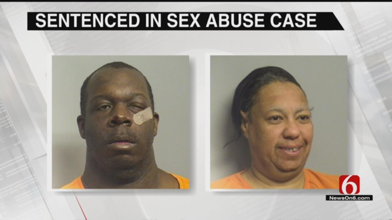 Tulsa Woman Sentenced For Child Sexual Abuse