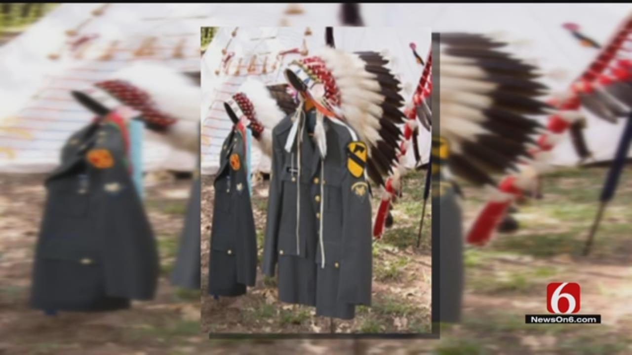 Cherokees Help Smithsonian With New Native American Vet Memorial