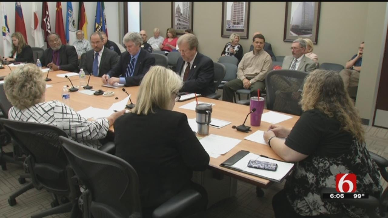 Tulsa City Council Reviews New State Law On Massage Parlors That Conflicts WIth Local Laws