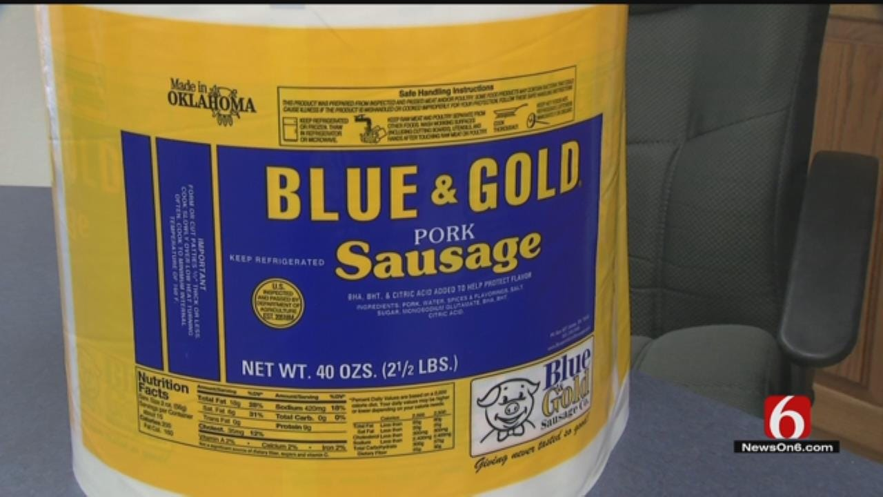 Packaging Change Could Prevent OK School From Selling Blue & Gold