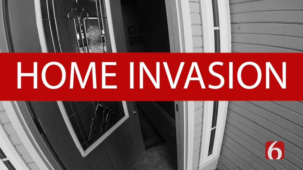 Tonight At 10: New Home Invasion Defense
