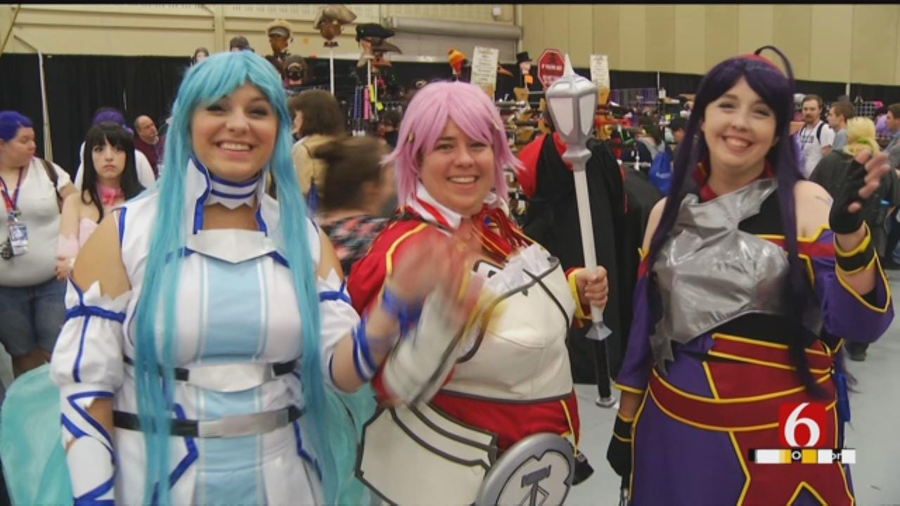 Tokyo In Tulsa Brings Japanese Culture To Cox Business Center