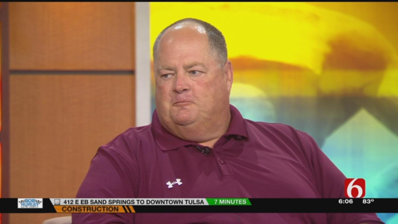 Jenks Football Coach Talks About ALS Diagnosis On 6 In The Morning
