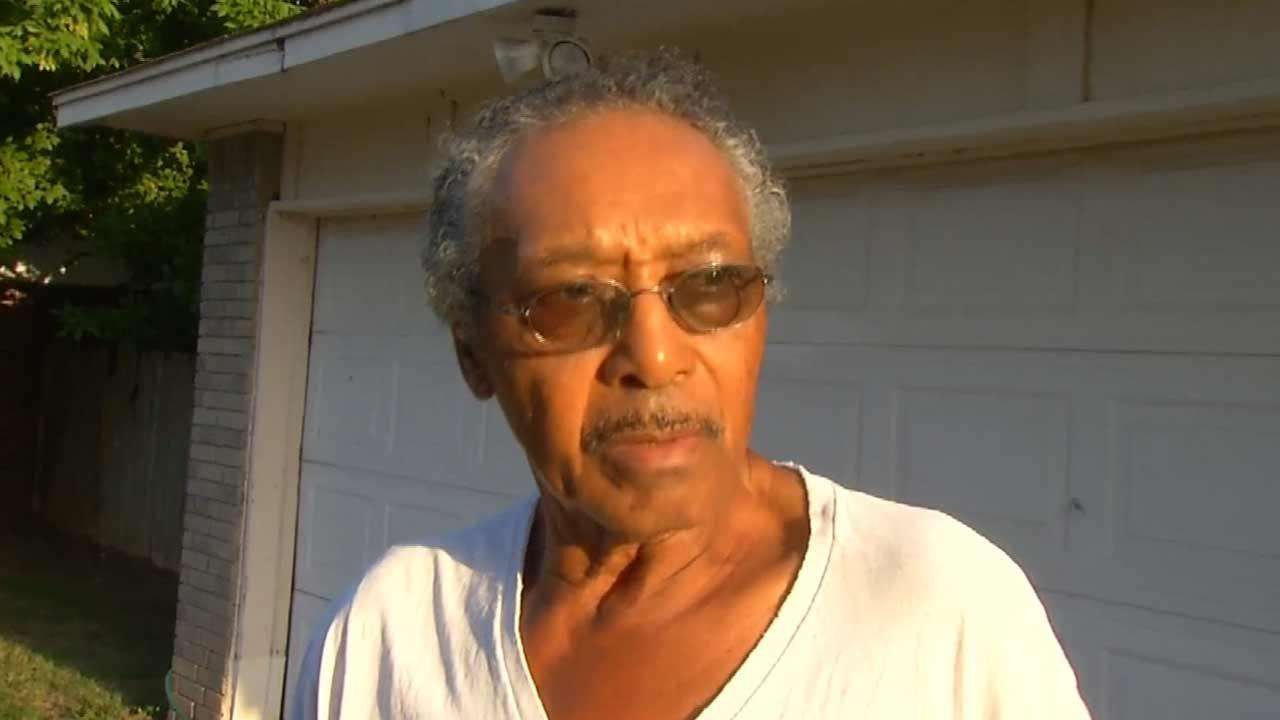 Tulsa Armed Robbery Victim Talks