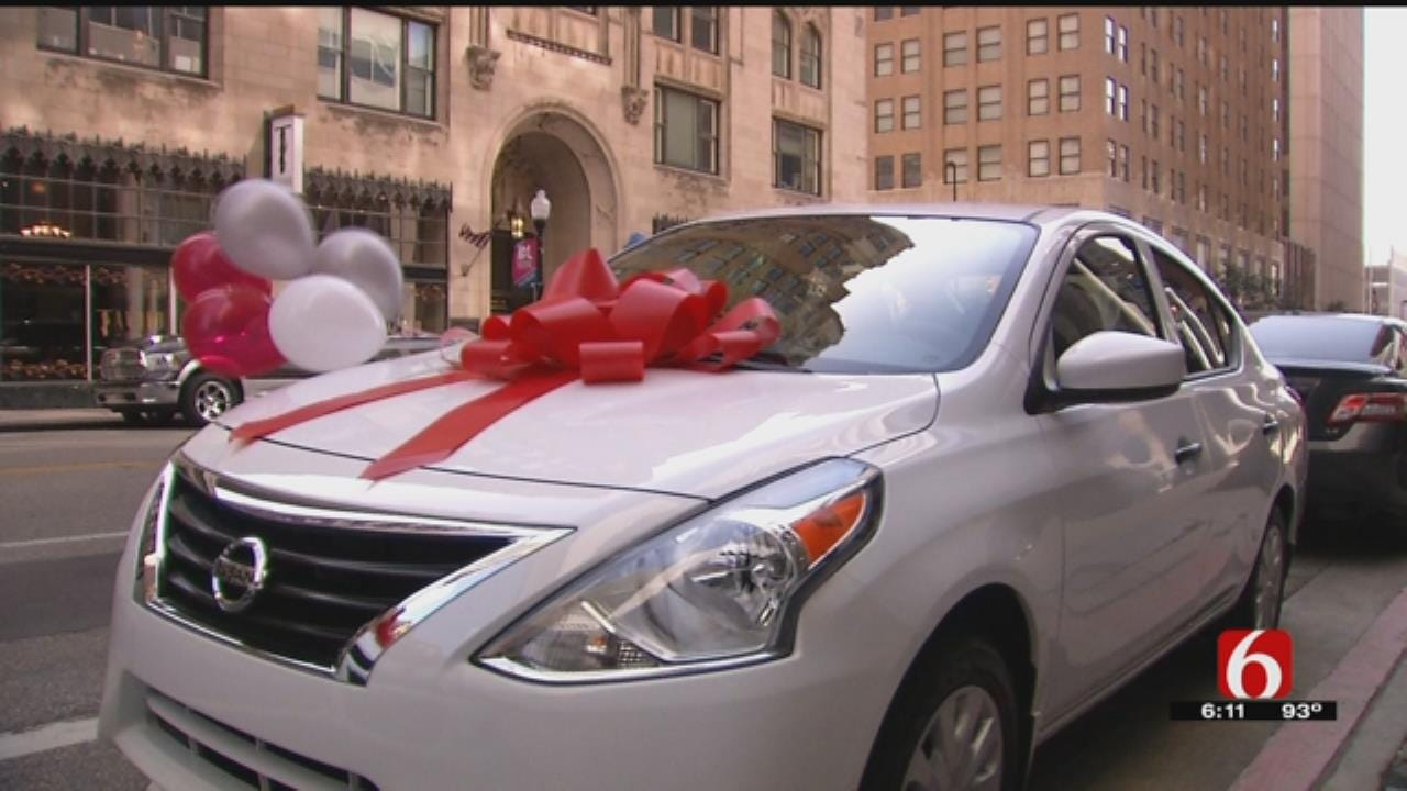 Jim Glover Auto Gives Lucky 2016 Graduate A New Car