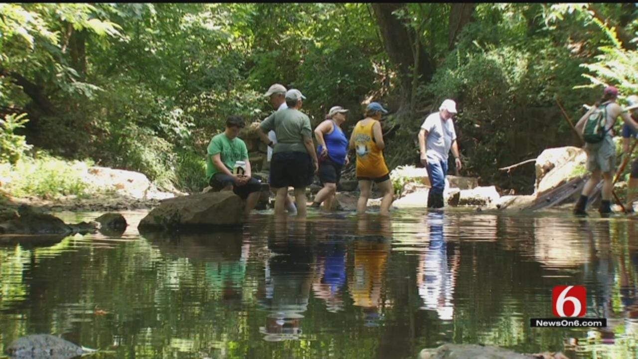 Experts Call Tulsa's Crow Creek 'Impaired'