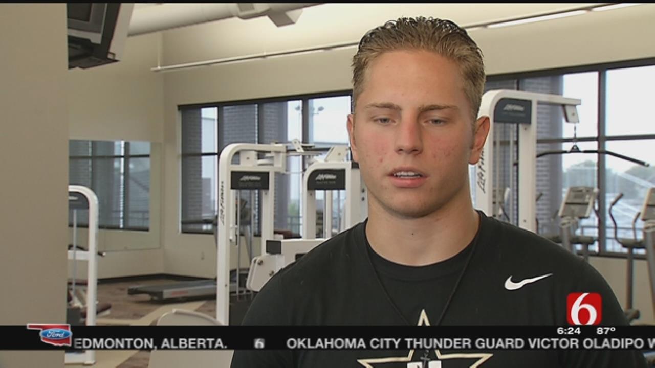 Former Jenks Players React To Coach Allan Trimble's ALS Diagnosis