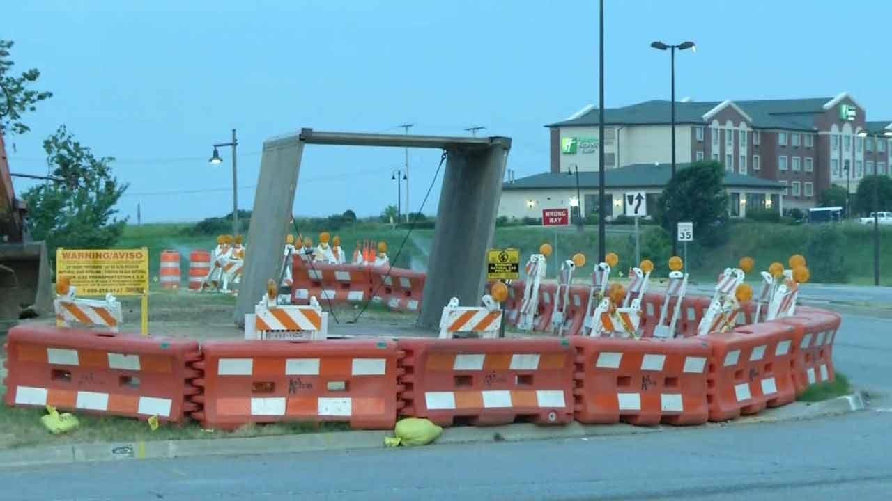 Dave Davis Reports On Broken Arrow Road Closures