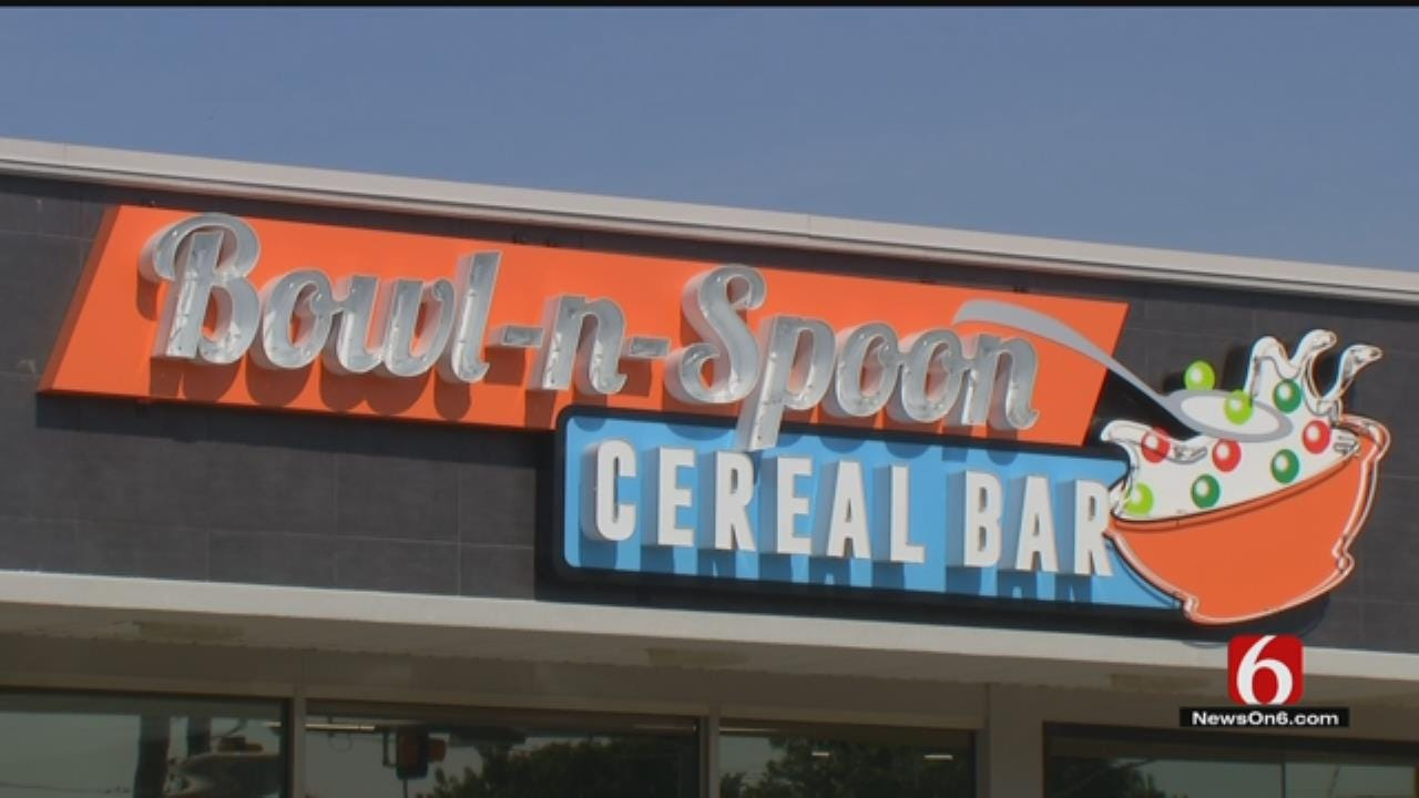 New All-Day Cereal Bar To Open In Tulsa