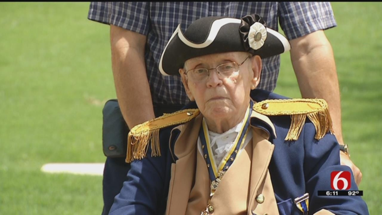 American Revolution Celebrated With Bell Ringing In Tulsa