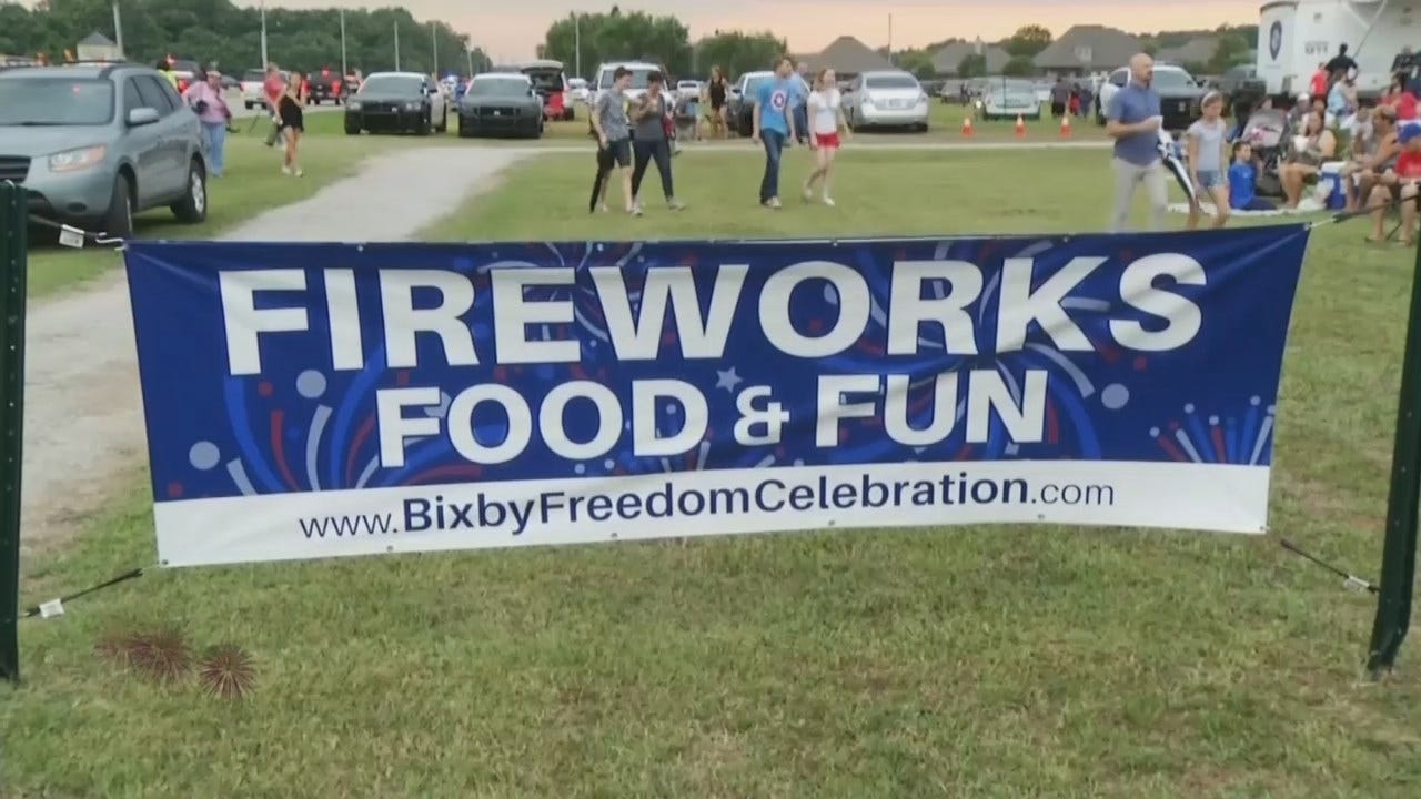 Bixby's Annual Freedom Celebration Becoming A New Tradition For Many